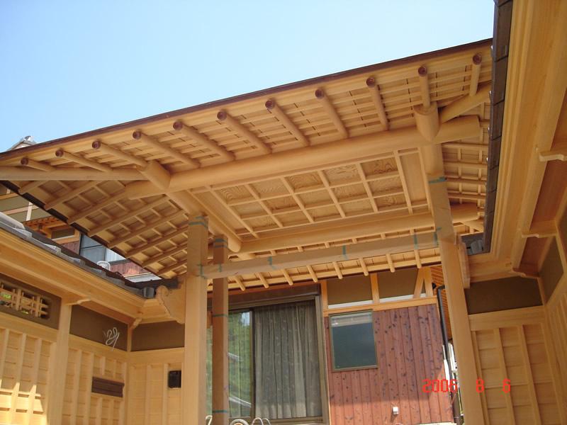 木造建築・建て替え・増改築・社寺建築のことなら大阪茨木市の株式会社清水屋工務店